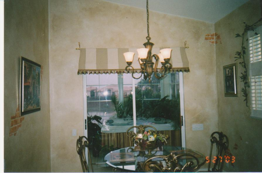 awning valance